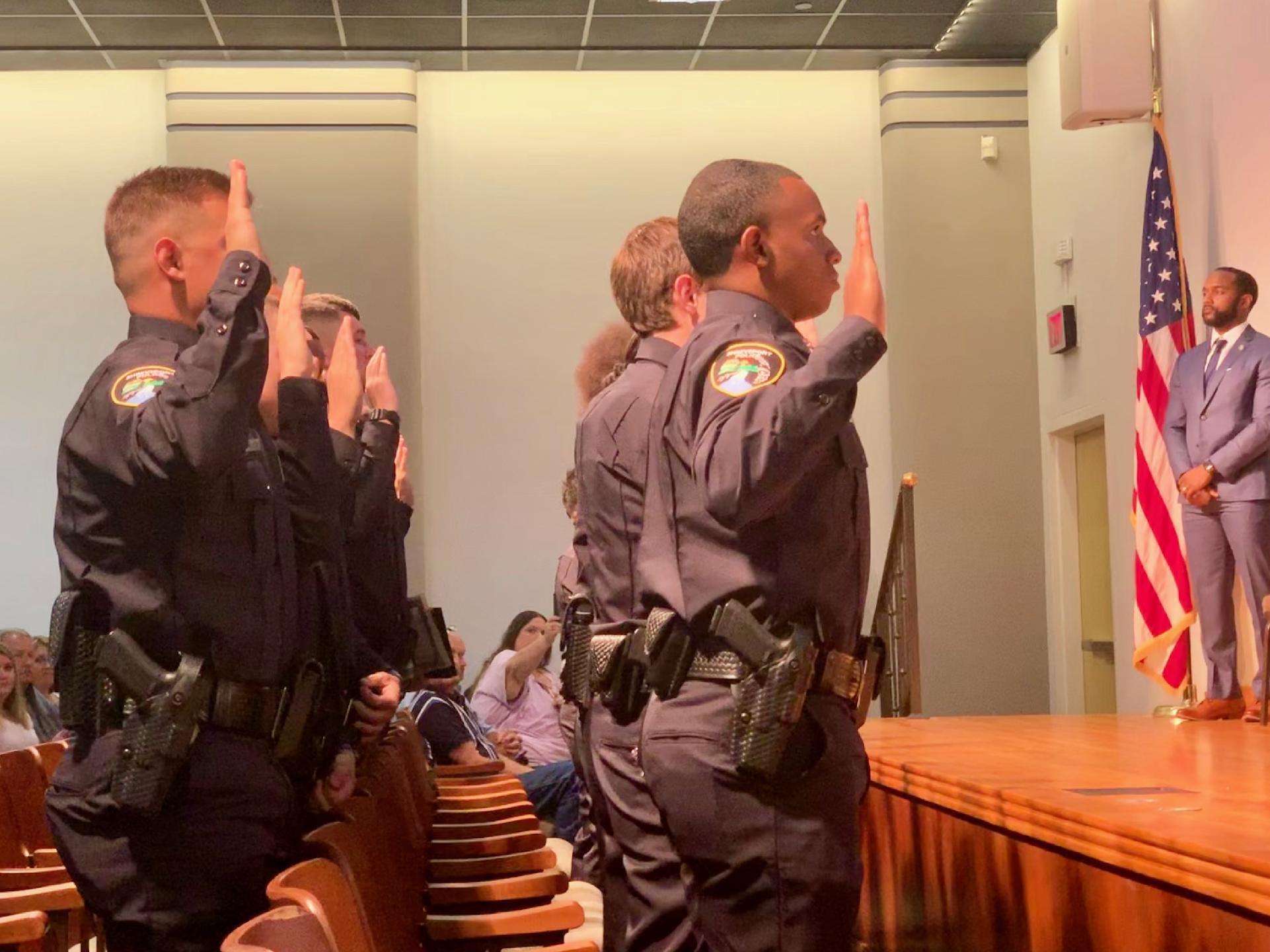Police Academy Transparency Initiative