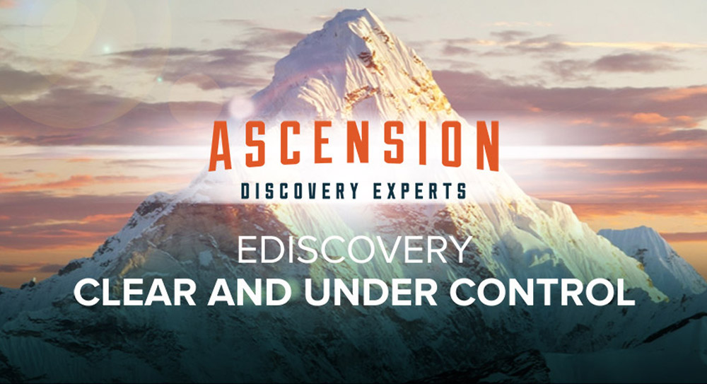 Ascension Discovery Experts Hero image with logo