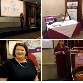 Womens Inspire Conference - #WIN2016 STOMP Sponsor WIN