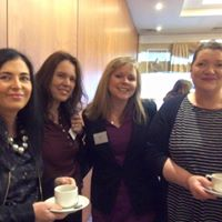network with Samantha Kelly Helena Gilhooly Elaine Roche