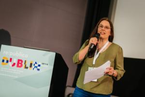 Melanie Boylan STOMP Social Media Training Event Speaker