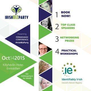 #irishbizparty Fermanagh
