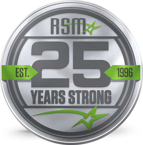 RSM | 25 Years Strong