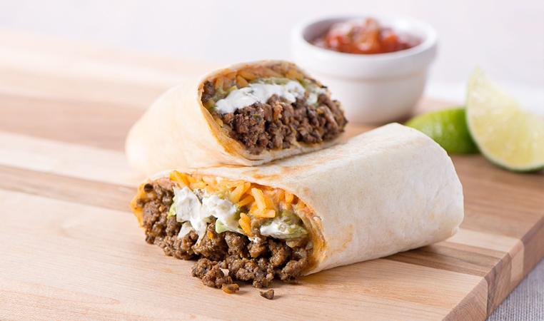 Beefy Burritos
