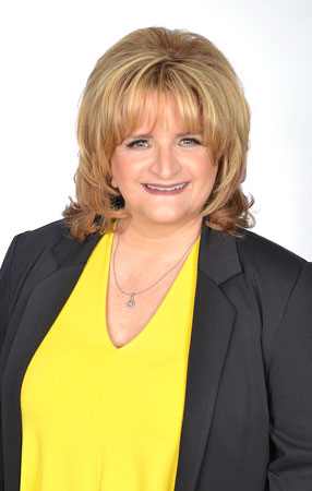 Portrait photo of Joyce Labbe- founder of TKS consulting