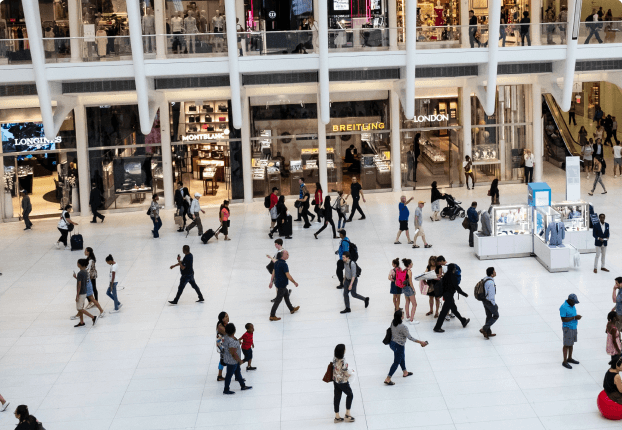 What's next for shopping malls?