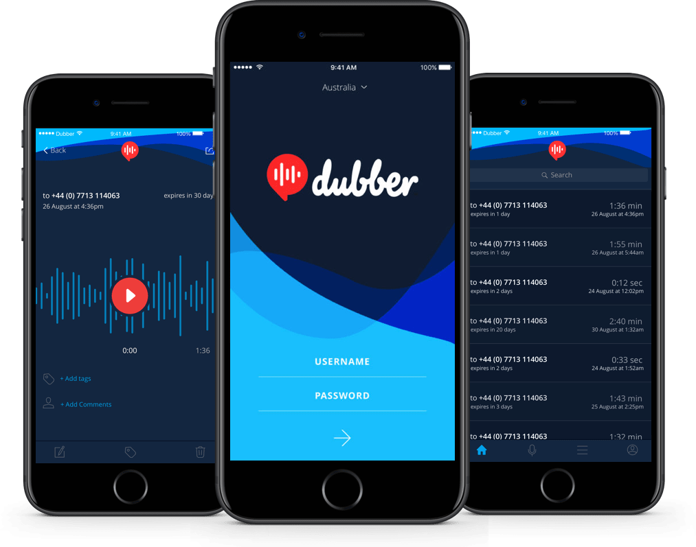 Dubber Call Recording and UC7