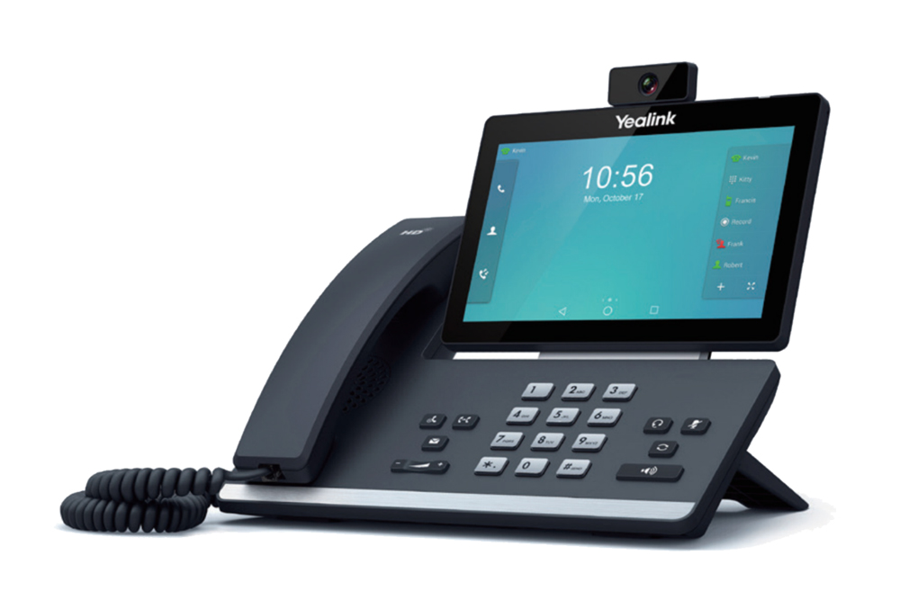 Yealink Desktop Handset - Cloud PBX