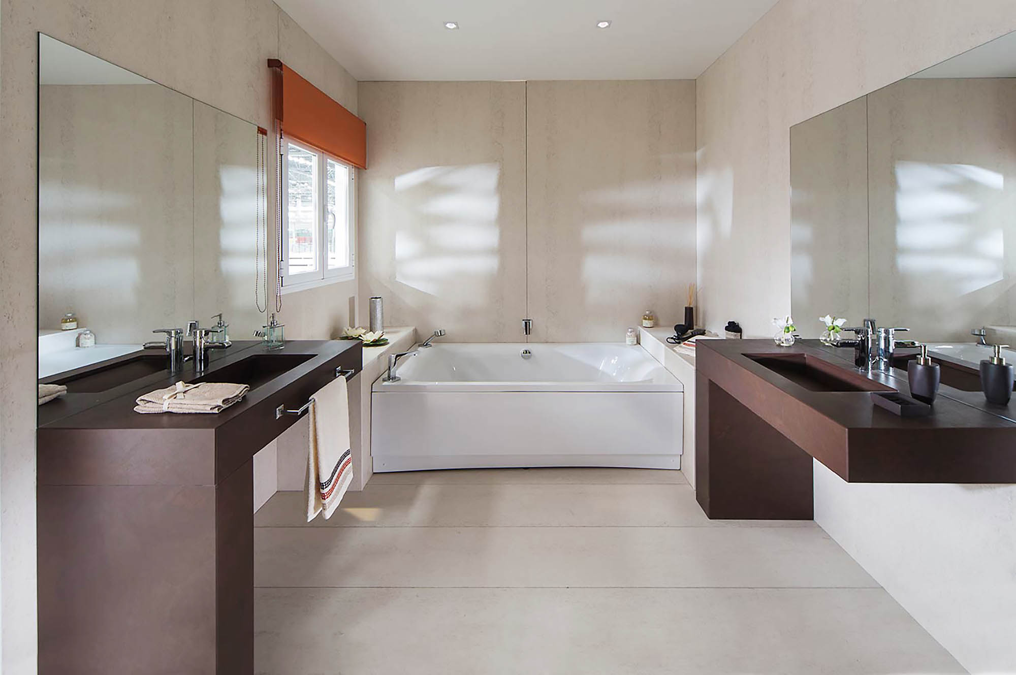 Dekton® Bathroom Worktops