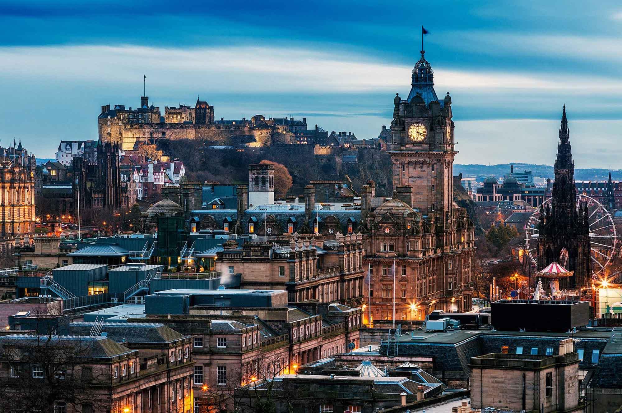 Granite Worktops Fitted In Edinburgh