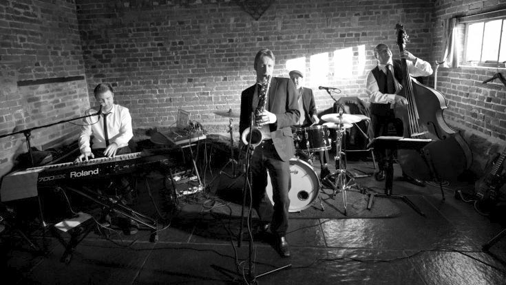 Carl Sinclair Four Peice Band for Weddings and Parties