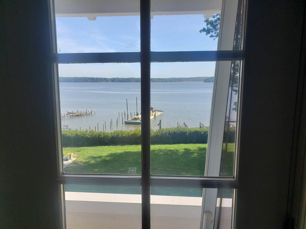 Window cleaning in Columbia, MD