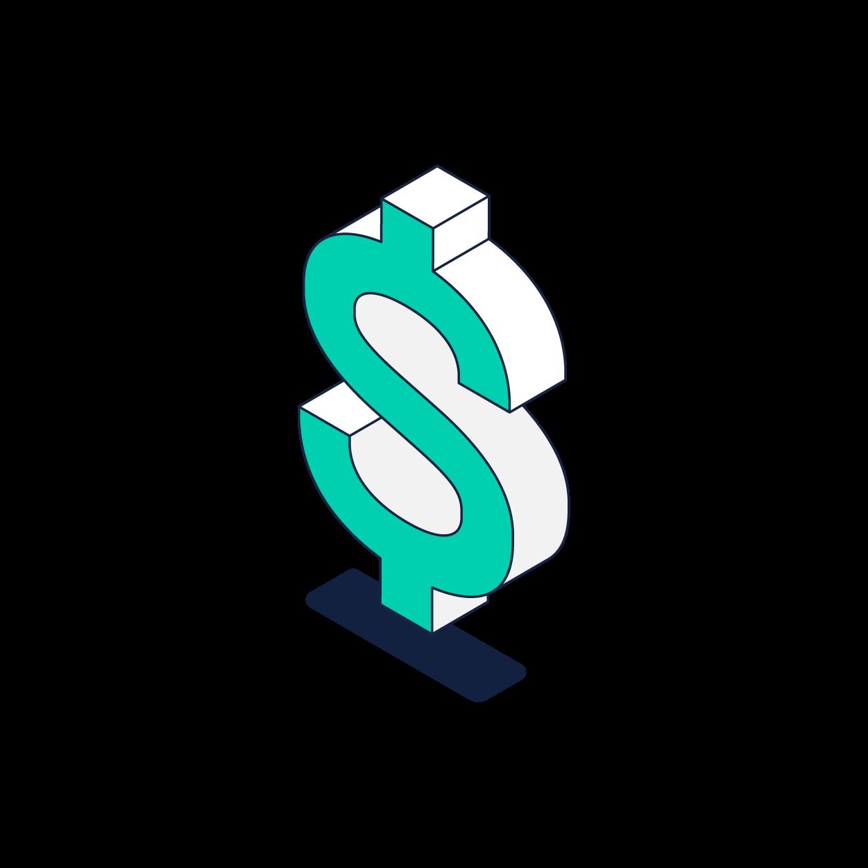 7bridges dollar icon