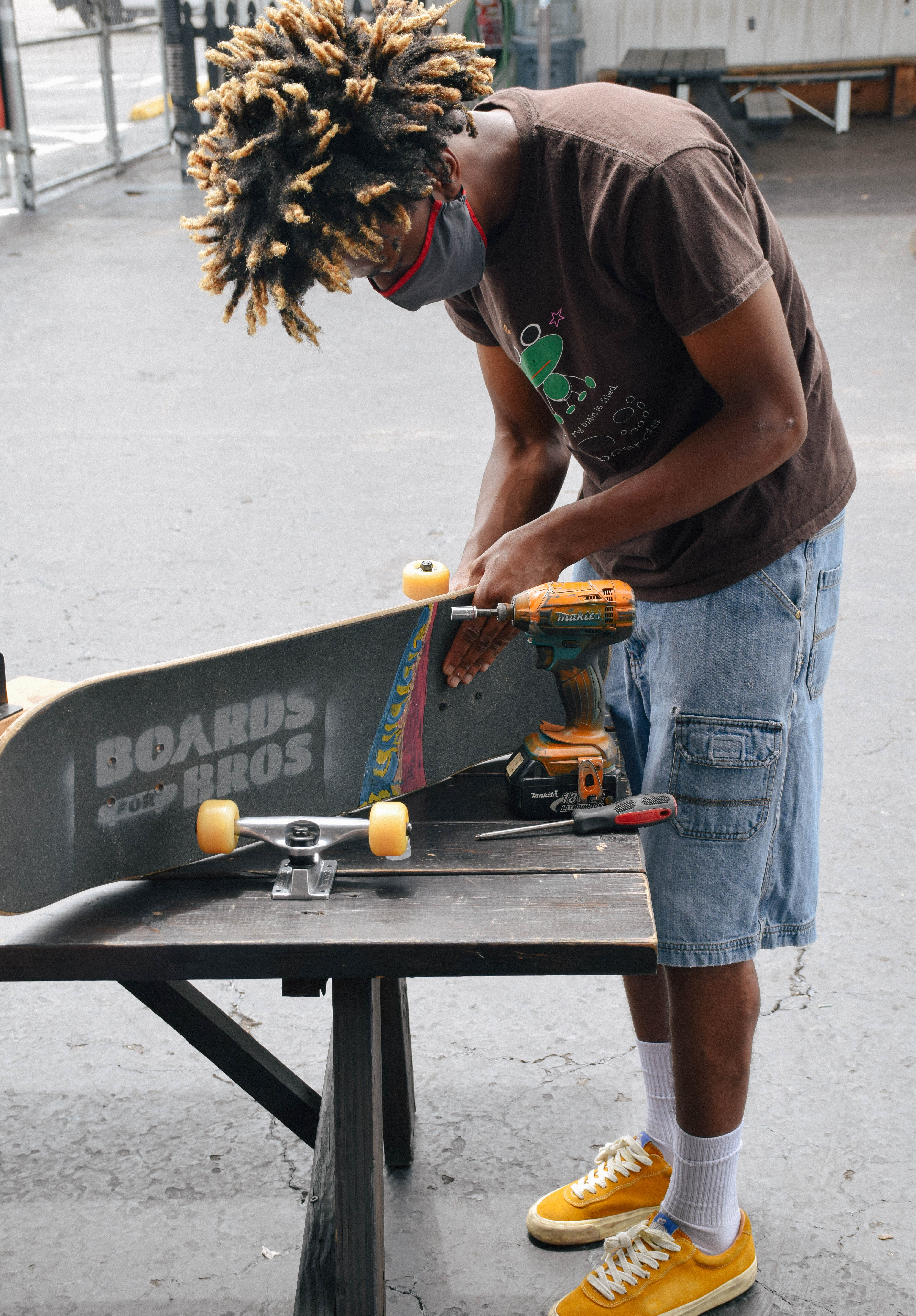 Boards For Bros Giveback