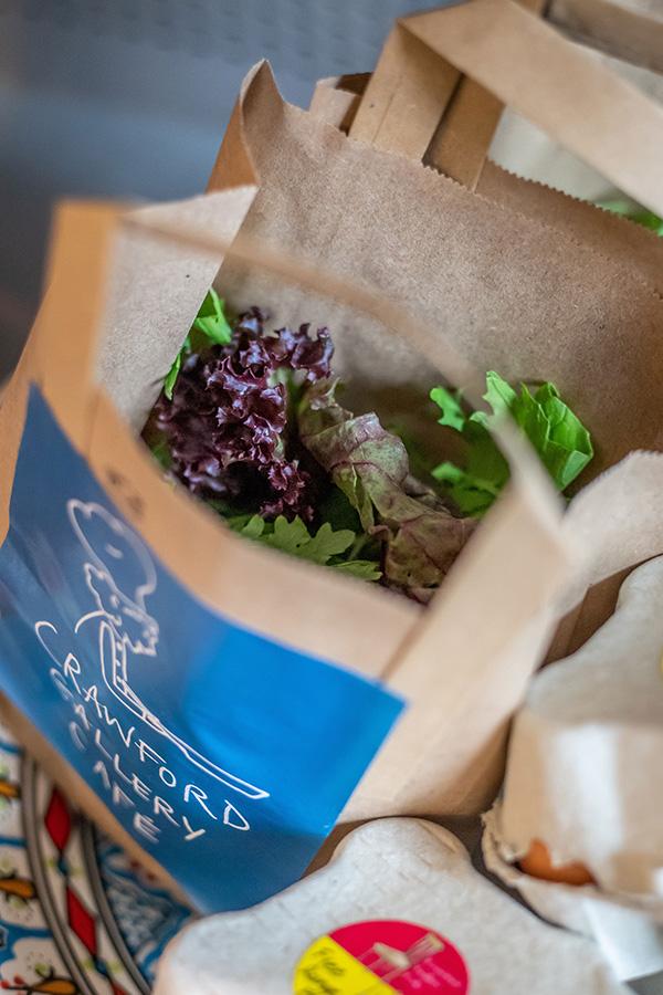 Horizon Farm Salad Leaves