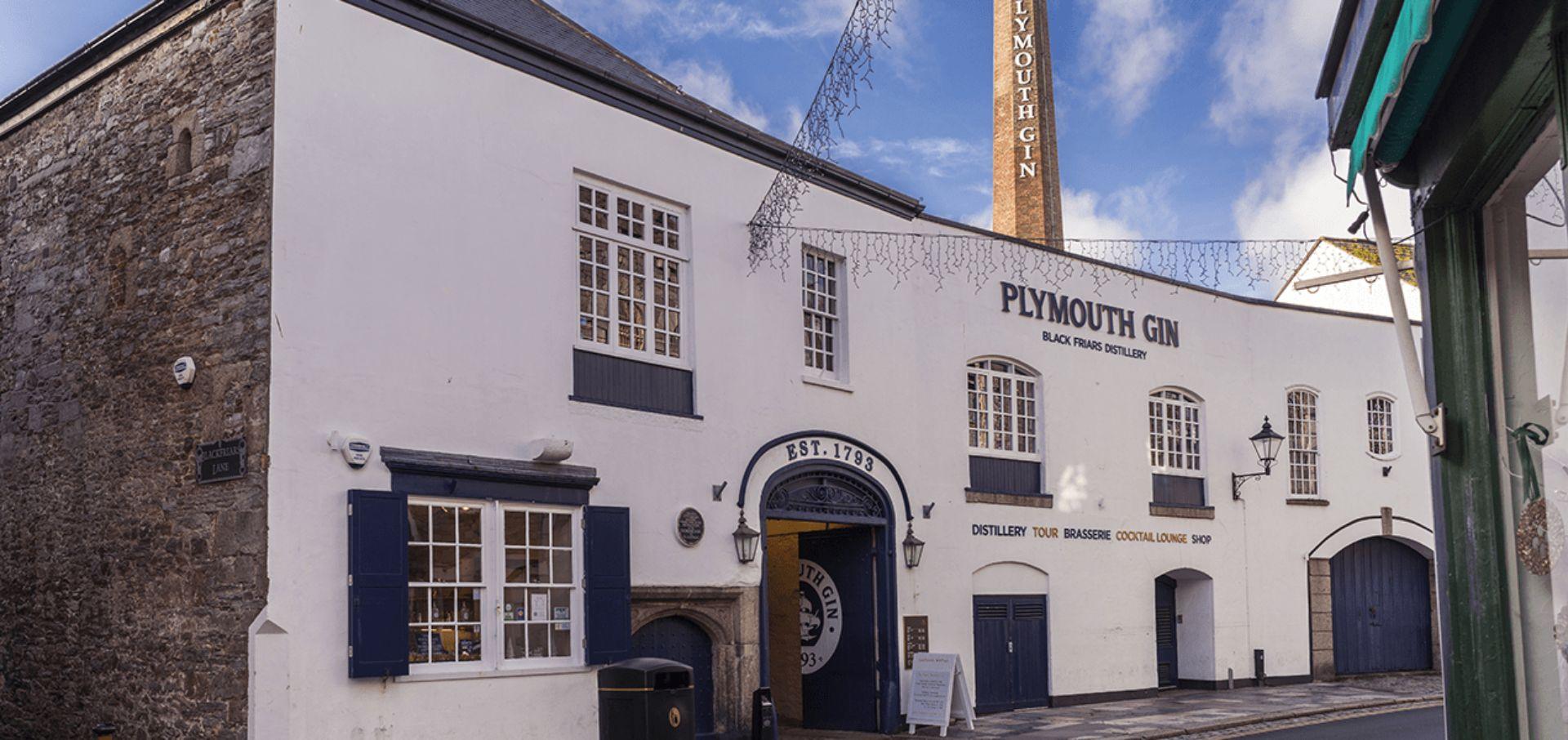 Plymouth Gin Distillery