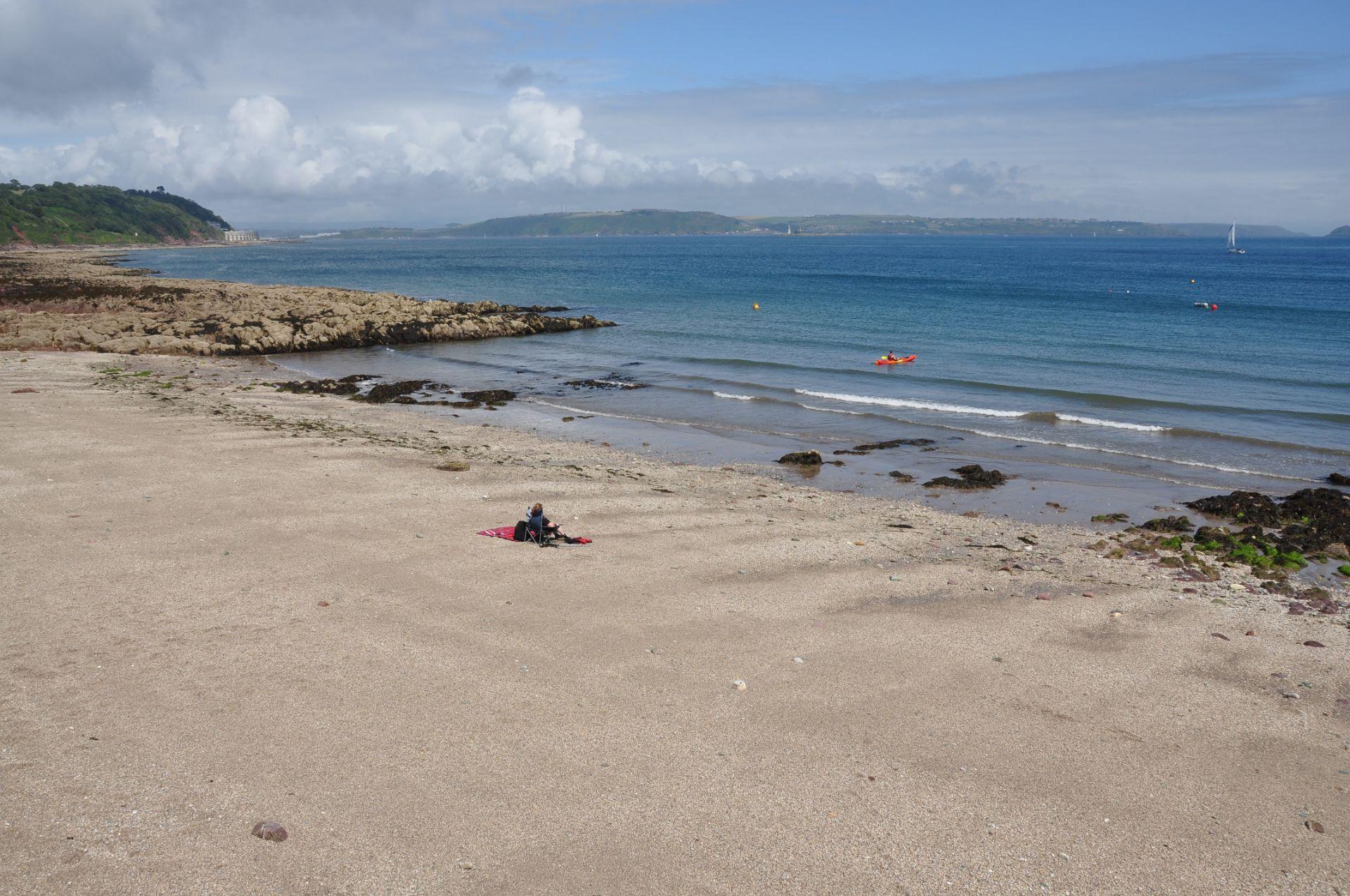 Kingsand Beach