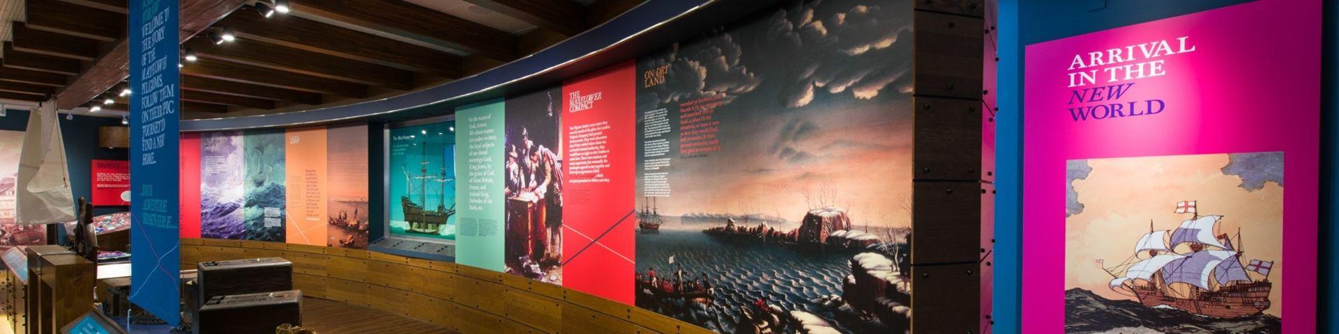 The Mayflower Museum