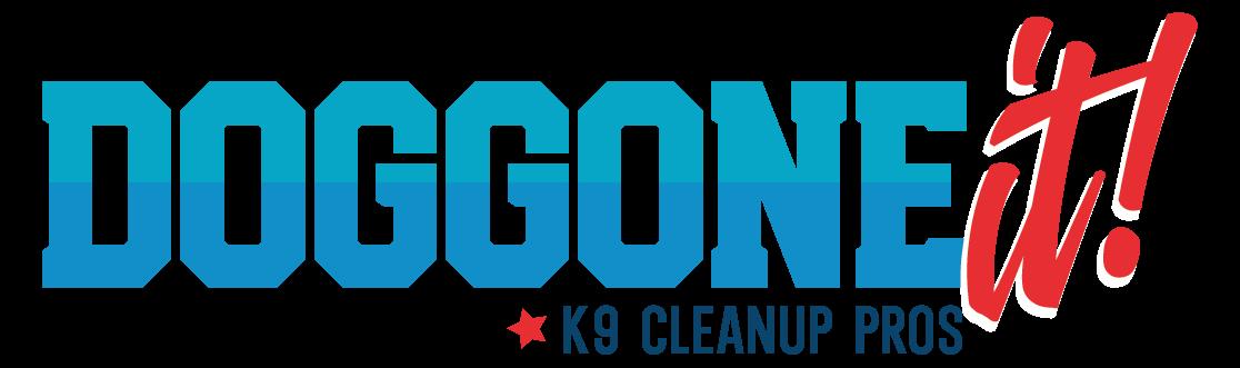 Doggoneit dog waste removal compay logo