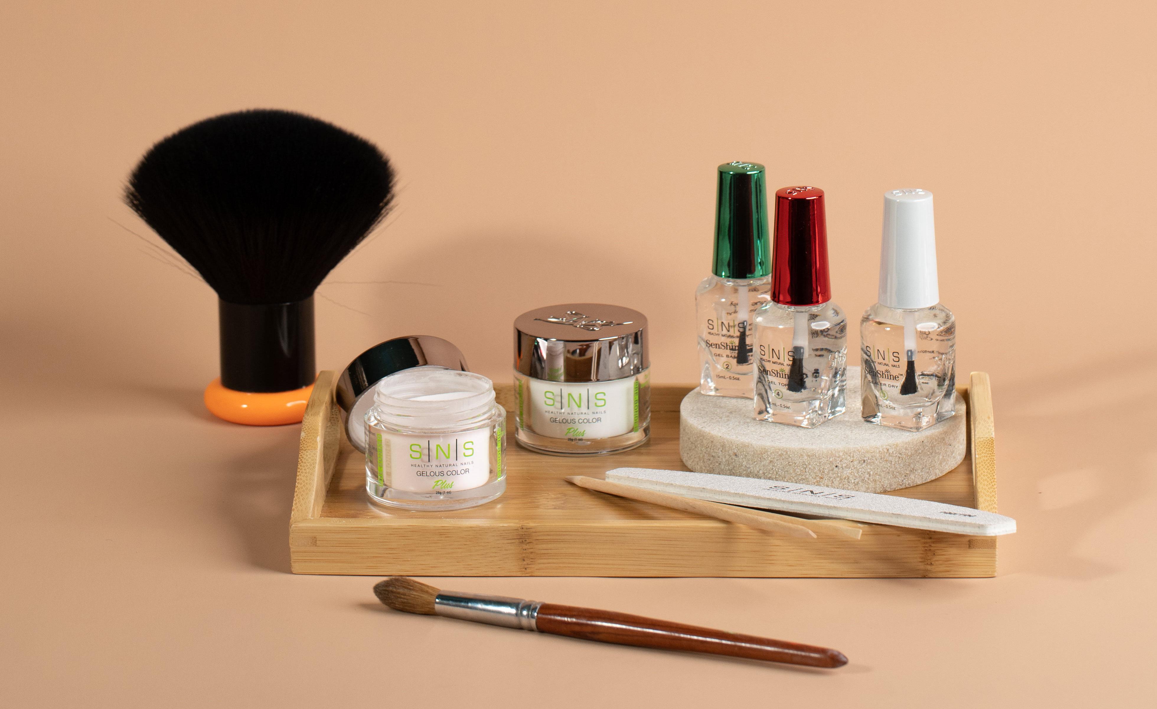 sns nails dip powder starter kit