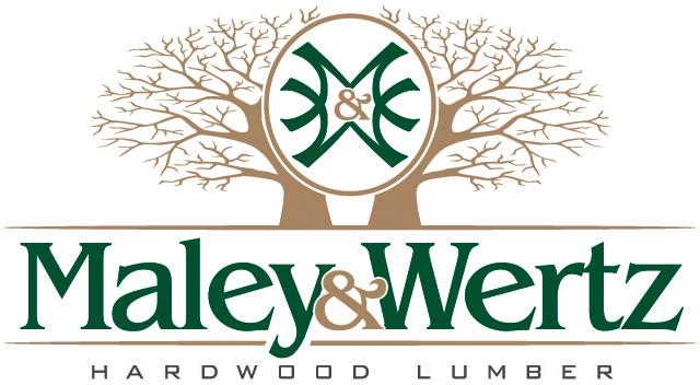 Maley & Wertz Hardwood Lumber Logo