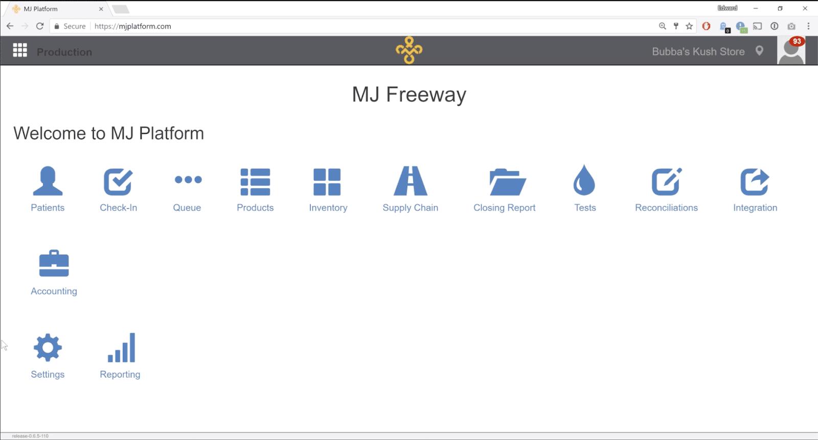 MJ Freeway Product Image