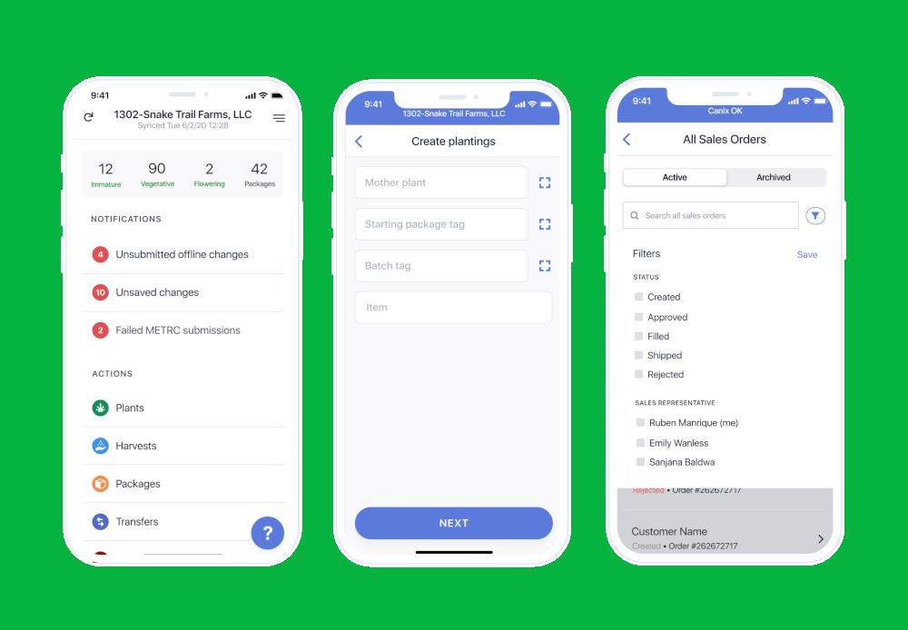 Offline enabled mobile
