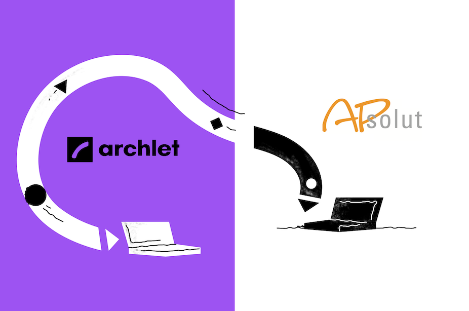 Archlet enters into new partnership with apsolut