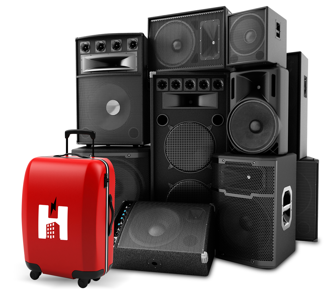 Hotels Live Suitcase