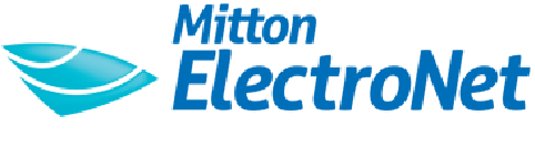 Mitton ElectroNet logo full colour
