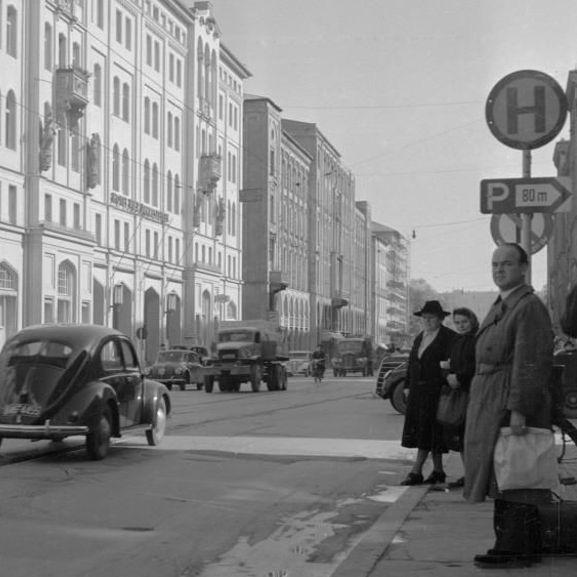 Leopoldstrasse 1969
