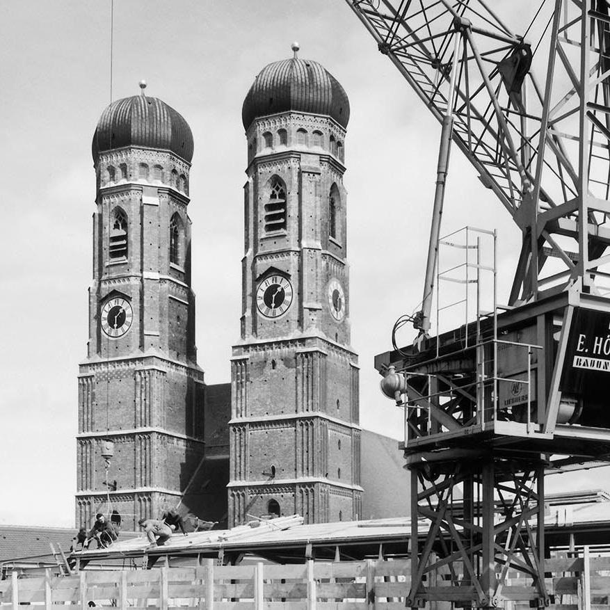 Frauenkirche 1969