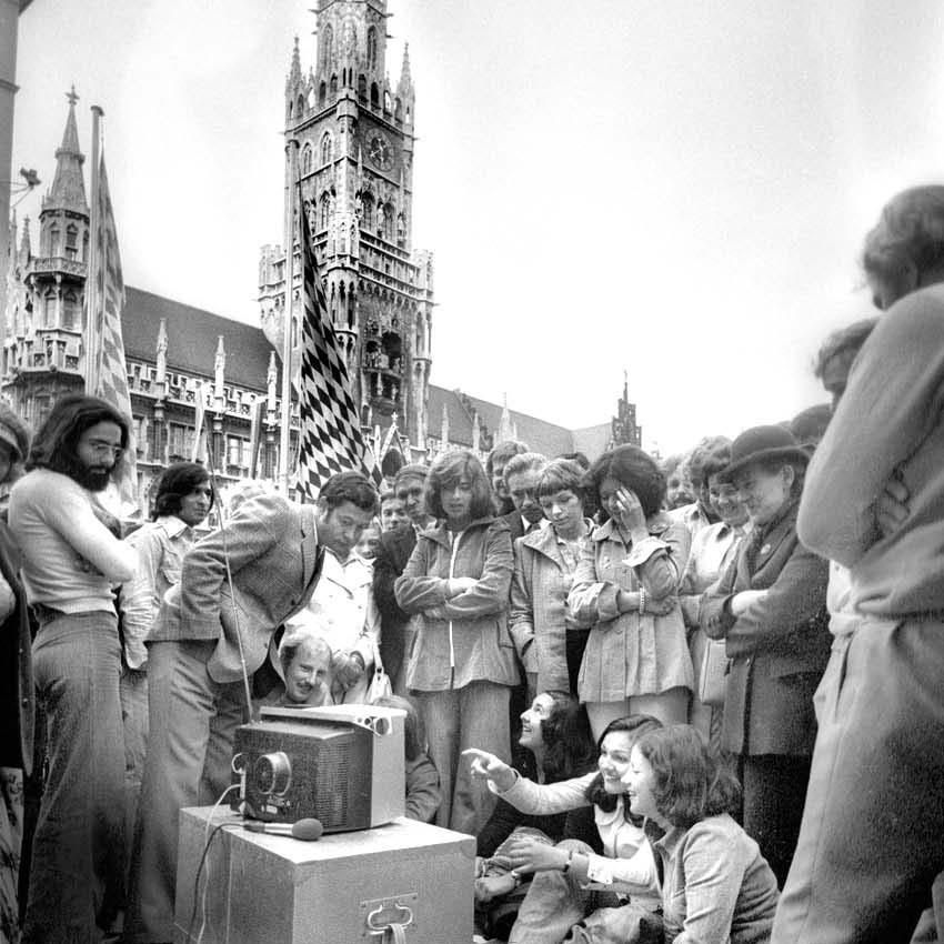 Marienplatz 1969