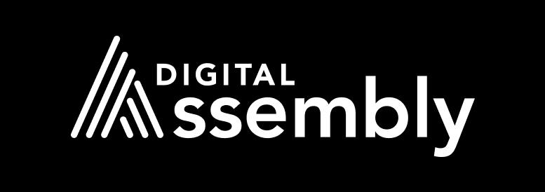 Digital assembly logo
