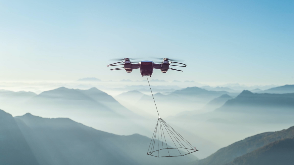 European funding fast-tracks drone based geotechnical investigations