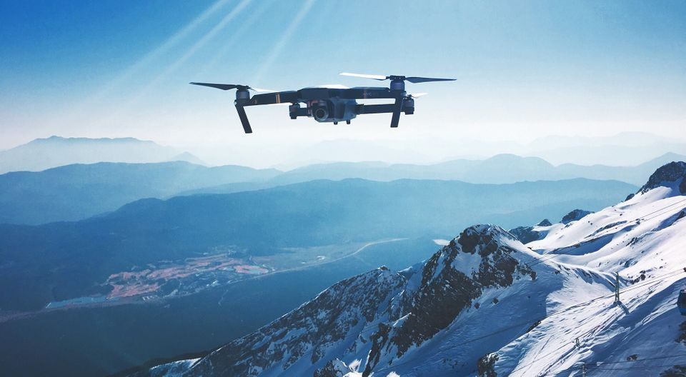 Will develop drone-based ground investigations