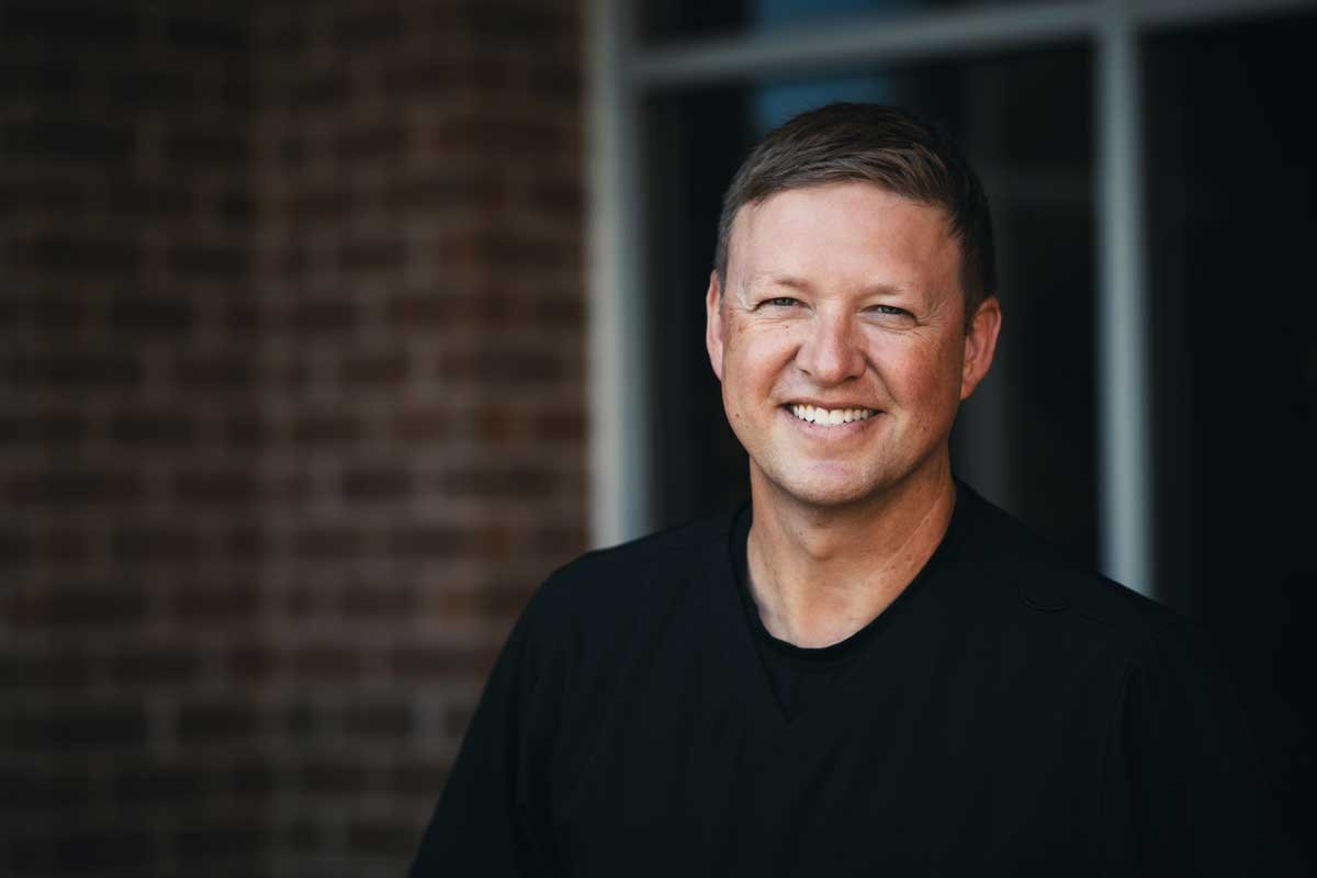 Photo of Dr. Travis Bohrer