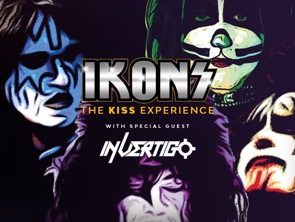 CJAY 92 Halloween Howler Presents KISS IKONS