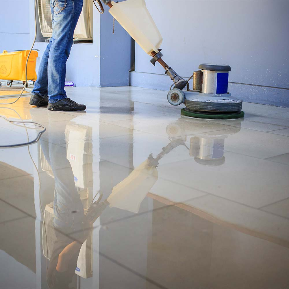 Organic tile cleaning in Parker, CO
