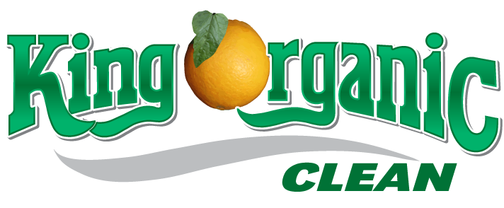 King Organic Carpet Care Logo