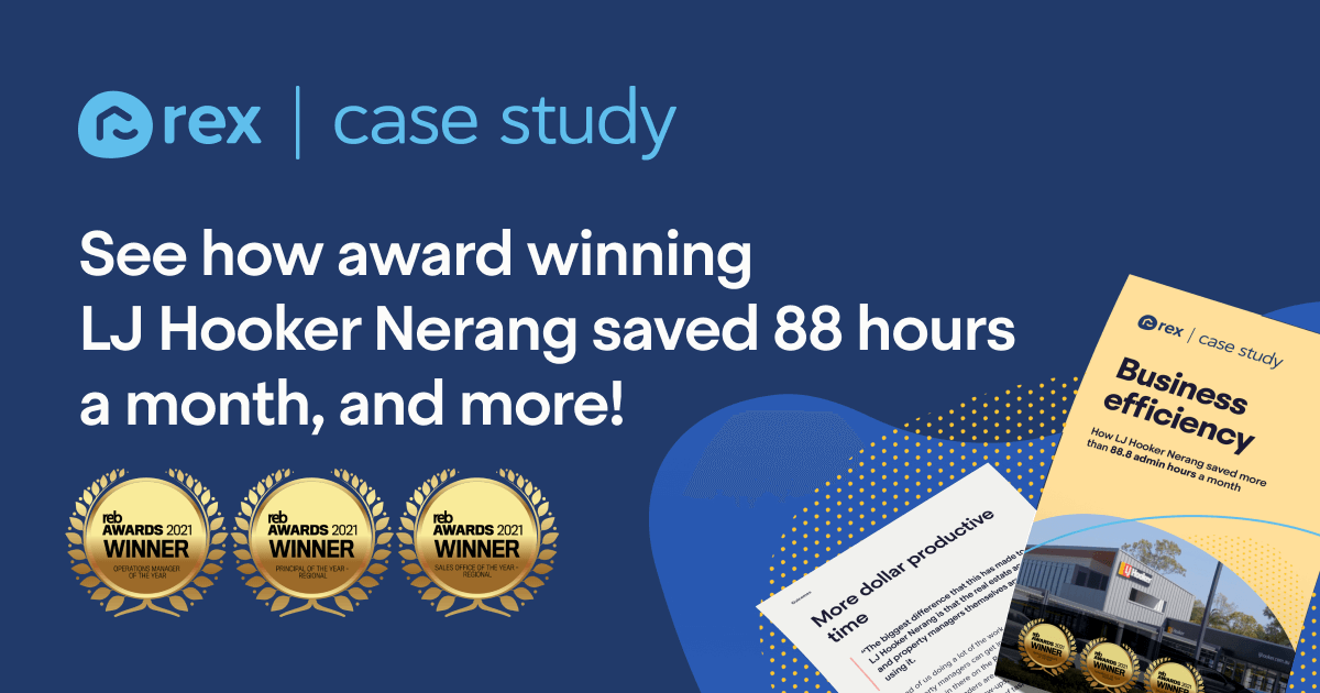 See how award winning LJ Hooker Nerang saved 88 hours a month, and more!