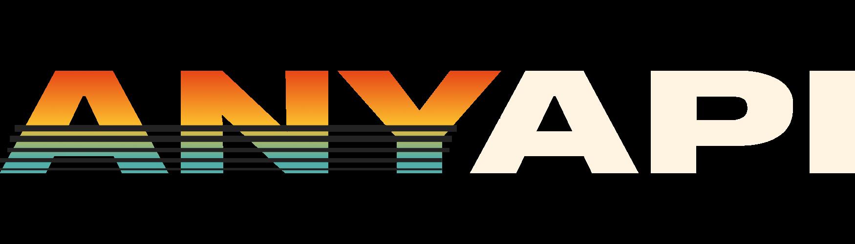 AnyAPI logo
