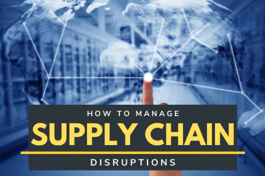 Supply Chain - How to Manage Supply Chain Disruptions
