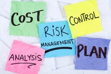 Risk Management - Control, plan, cost and analysis