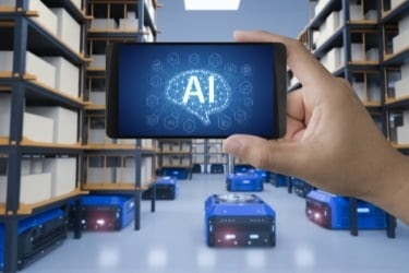 Artificial Intelligence inside the warehouse