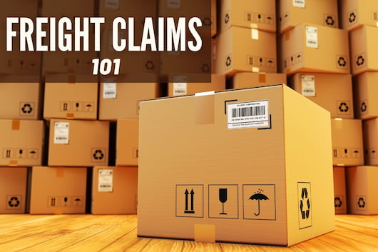 Freight Claims 101 - Shipment Boxes
