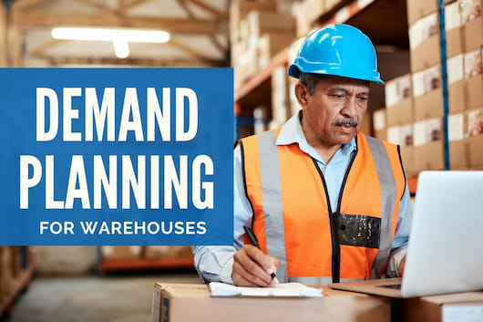 Demand Planning for Warehouses - Warehouse Employee planning