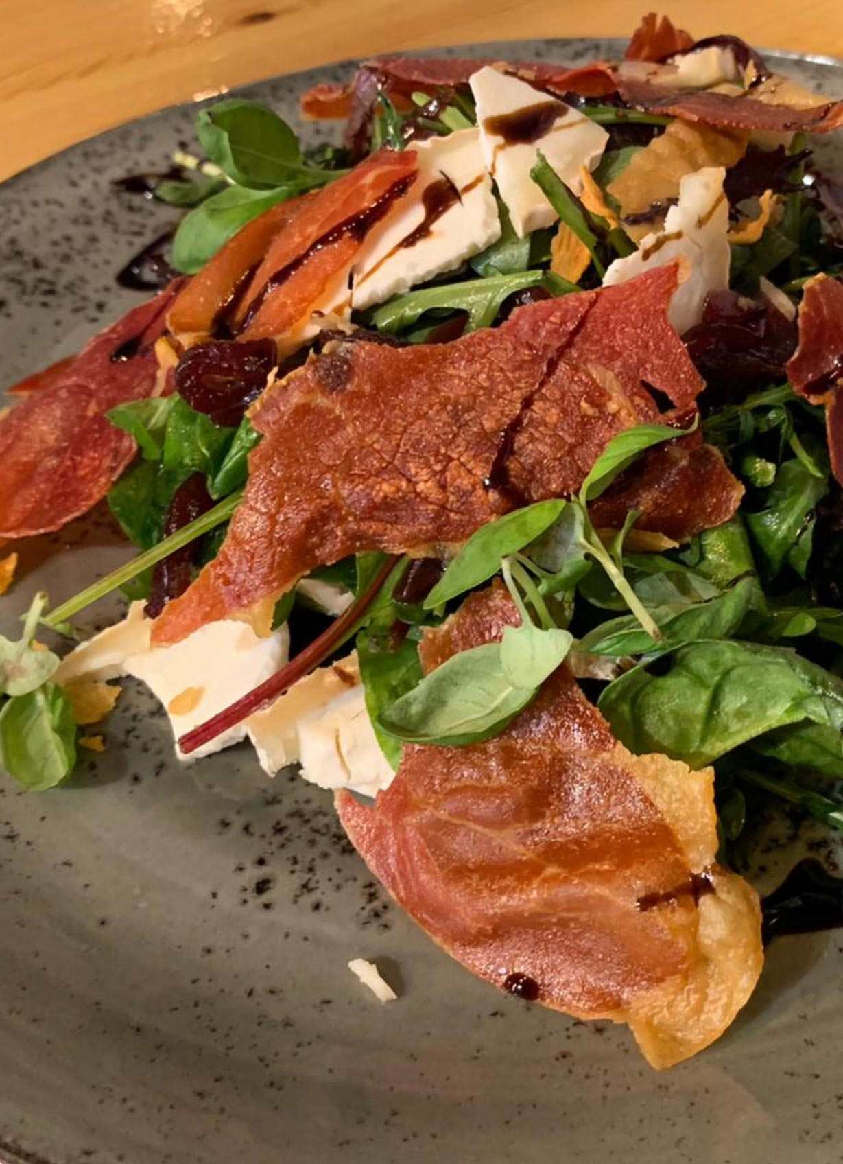 Bucklers Salad