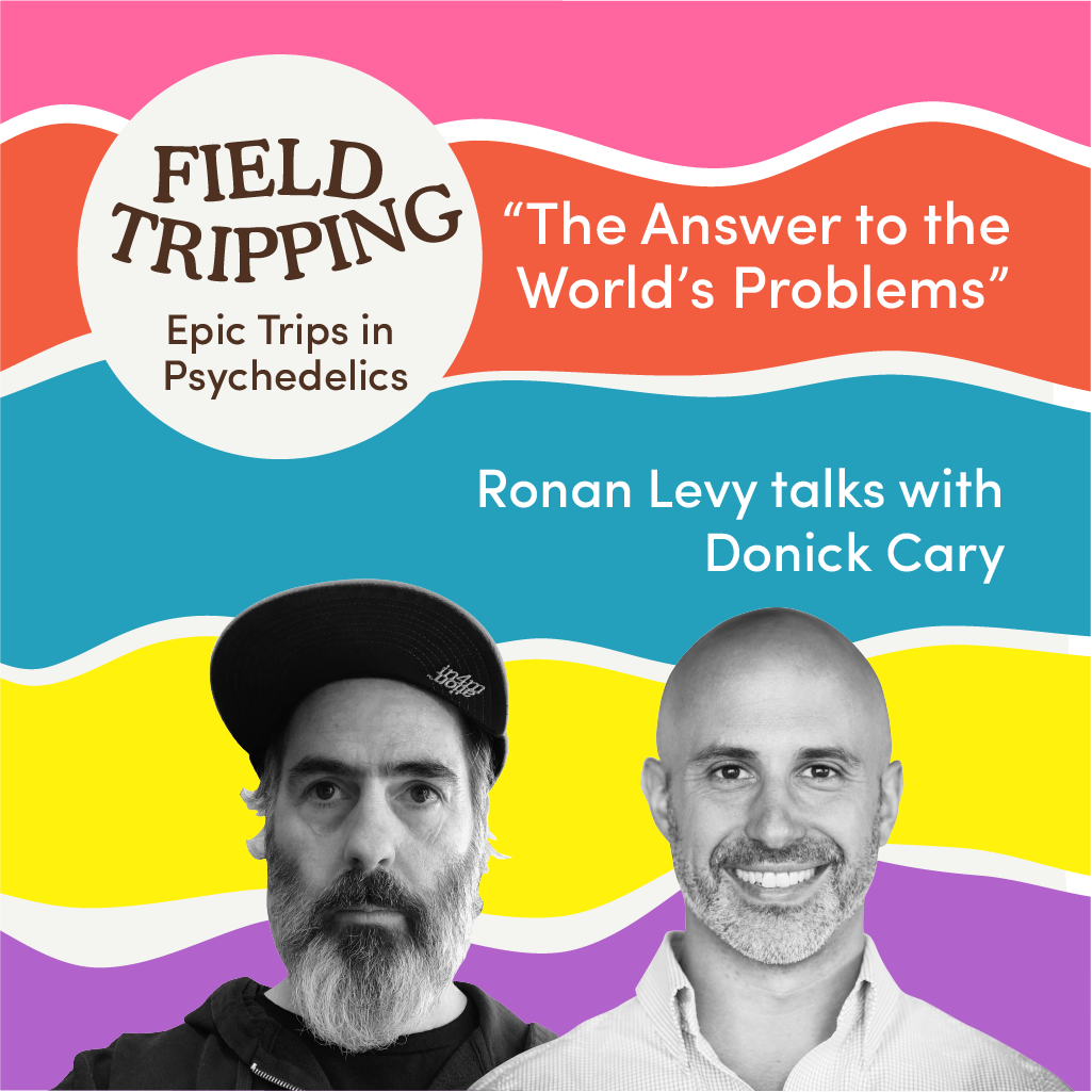 #5 The Answer to the World's Problems   Donick Cary