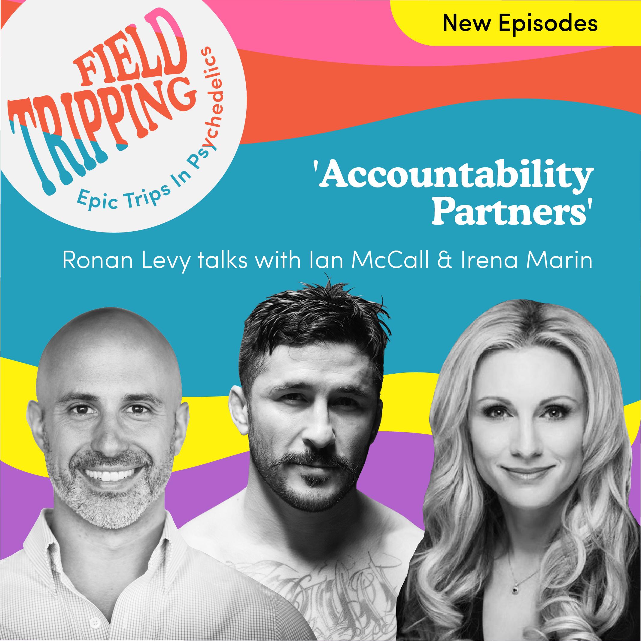 #8 Accountability Partners | Ian McCall & Irena Marin